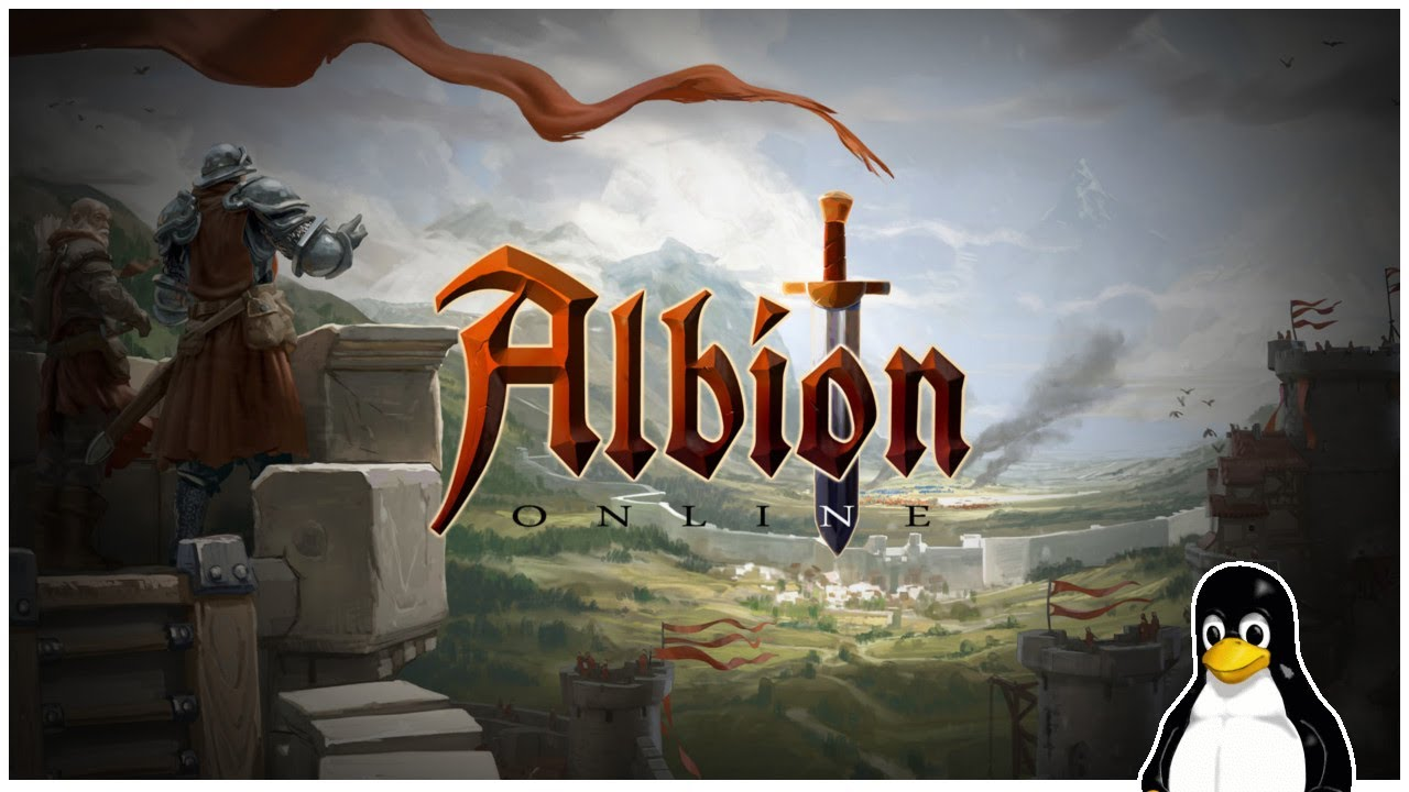 Tuto][Linux] Have a working game ! - Bugs - Albion Online Forum