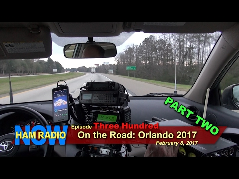 HRN 300! On the Road: Orlando 2017 PART TWO - On the Road