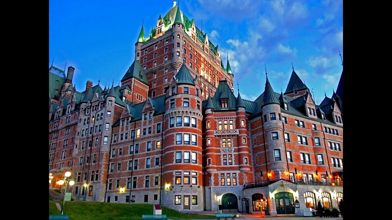 HISTORIC DISTRICT OF OLD QUEBEC QUEBEC CANADA 2017 YouTube