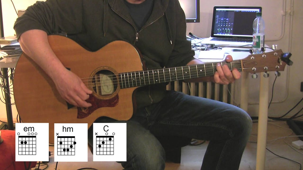 Wake Me Up When September Ends Acoustic Guitar Chords Vocal Track