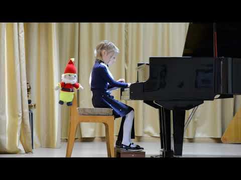 Рэгтайм-шутка Т.Иванова  фортепиано в 4 руки