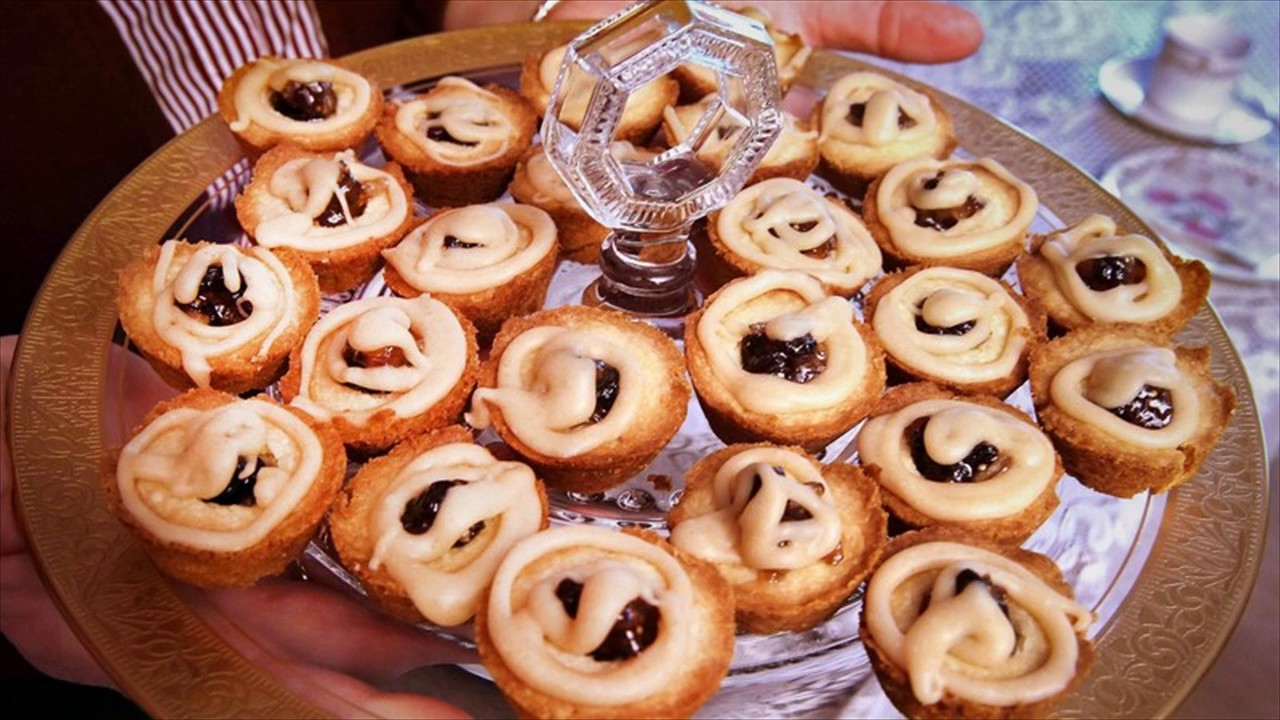 Christmas Cuccidati Cookies