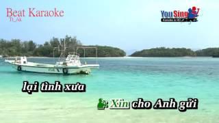 Karaoke Tiễn Người Sang Ngang - Cẩm Ly Ft. Quốc Đại