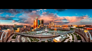 Астана. Автобусные туры в Астану.