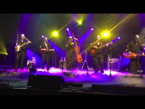 Greensky Bluegrass Space Oddity performed on Halloween 2015 at thhttps://www.periscope.tv/w/aQcM9jF