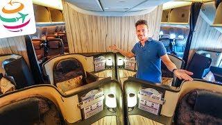 Upps!! China Airlines Business Class 777-300ER FRA-TPE | GlobalTraveler.TV