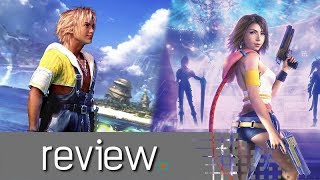 Final Fantasy X/X-2 HD Remaster Switch/Xbox One Review - Noisy Pixel