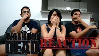 The Walking Dead REACTION   Season 7 Episode 1 (S07E01)