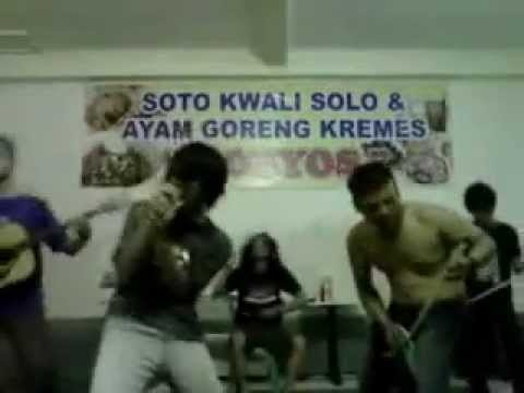 Aftercoma feat Ipang - Raga Terbakar (Cover) Sabawana