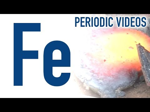 Iron periodic table of videos ted ed urtaz Image collections
