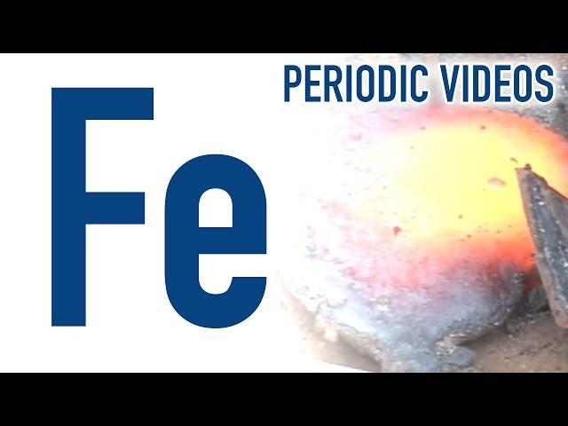 Periodic videos iron periodic table of videos youtubevideos periodic videos iron periodic table of videos urtaz Choice Image
