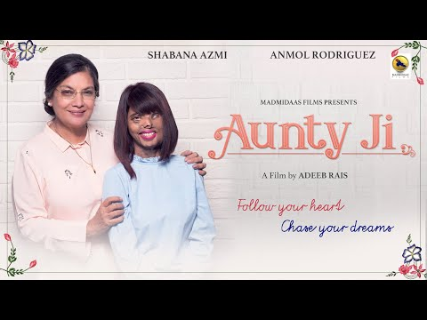 Download AUNTYJI || Shabana Azmi & Anmol Rodriguez || Hindi Short Film by Adeeb Rais || Mp4 baru