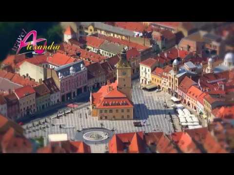 Brasov, Romania 4K Alexandra Travel