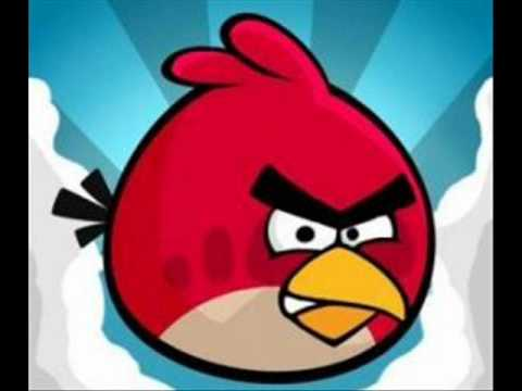 angry bird title theme song