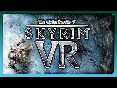 Angespielt: 🐲 SKYRIM VR (PS4 Pro) 🐲
