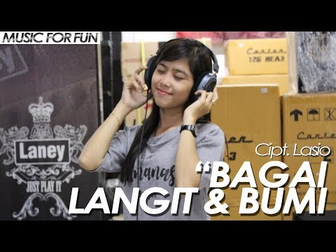 Bagai Langit Dan Bumi - Lasio Cover By Music For Fun