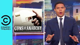 Donald Trump Is Against 3D Printed Arms | The Daily Show With Trevor Noah