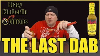 Hot Ones - The Last Dab Hot Sauce Review
