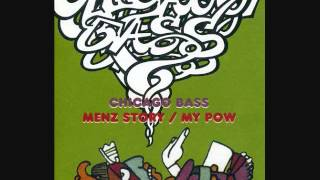 from maxi single MENZ STORY / MY POW released 2000.