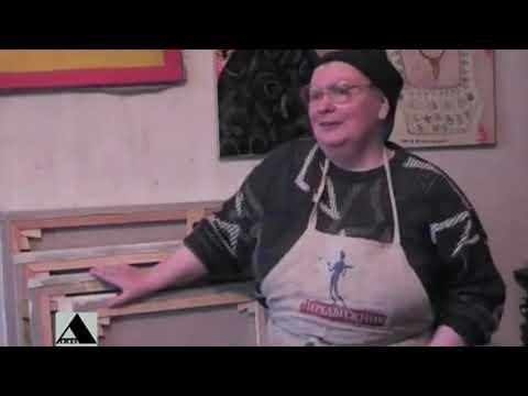 Люся Воронова в проекте ЦВЕТУЩАЯ СЛОЖНОСТЬ 2009