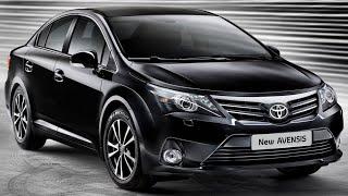 Тойота Авенсис (Toyota Avensis) - Характеристики и комплектации