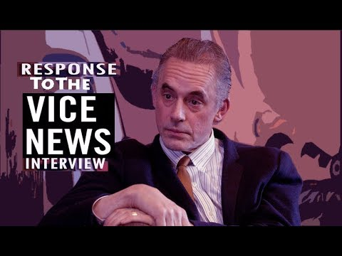 Jordan Peterson's response to the Vice Interview (2018)