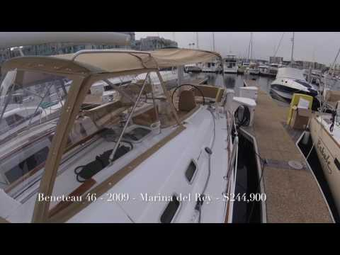 Beneteau 46 For Sale in Marine del Rey