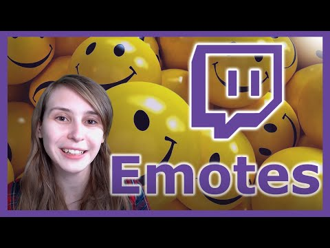 How To Get Your Own Emotes On Twitch