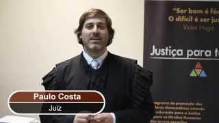 Justiça para Tod@s - Juiz Paulo Costa