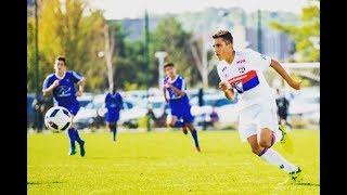 Ryan Cherki ● Olympique lyonnais ● Academy (Part. 1)