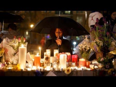 Special coverage: Vigil for Toronto