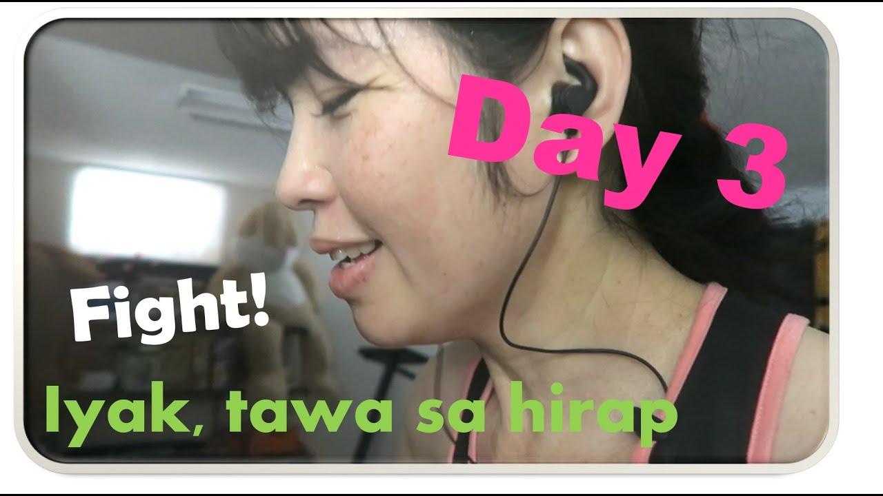 "Day 3 / Nanay Challenge ""One Punch Man"" Workout / Saitama ..."