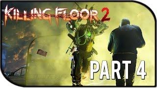 "Killing Floor 2 Gameplay Part 4 - ""Killing Hans!?!"" (Biotics Lab Survival Gameplay)"