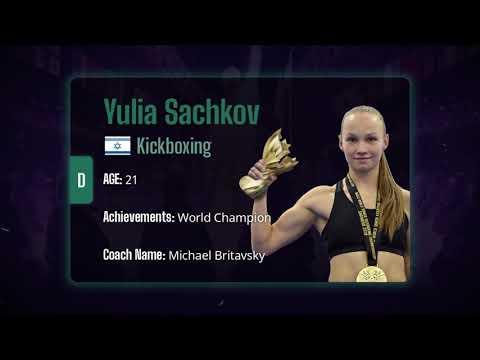 Meet the Athletes - Yulia Sachkov | 2nd Ludus Star Championships