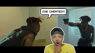 "Dax - ""She Cheated Again"" (Official Music Video) Reaction"