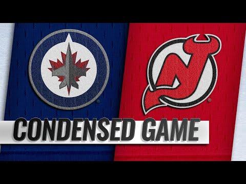 12/01/18 Condensed Game: Jets @ Devils