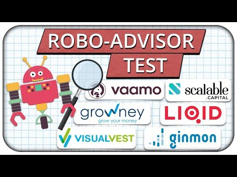 Robo Advisor Test - Vergleich der Top Anbieter 2018 inkl. Performance 🤖