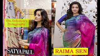 Tollywood Actress Raima sen  Wishing Happy Diwali