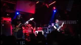 Dying Fetus - Invert the Idols + Fornication Terrorist -  Land of Live Legnano - 11-10-2012