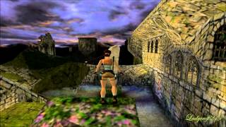Tomb Raider: The Lost Artifact - level 1 - Highland Fling