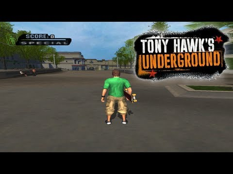 Let's Play Tony Hawk's Underground: Part 10 - San Diego [Chapter 11]
