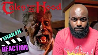 TALES FROM THE HOOD 2 OFFICIAL TRAILER REACTION! / LOOKS ABSOLUTELY TRASH!