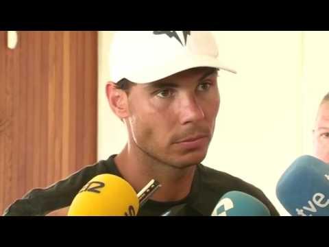 Rafael Nadal Interview in Mallorca, 23 June 2017