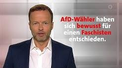 MONITOR Auf den Punkt: Georg Restle zur Thüringenwahl