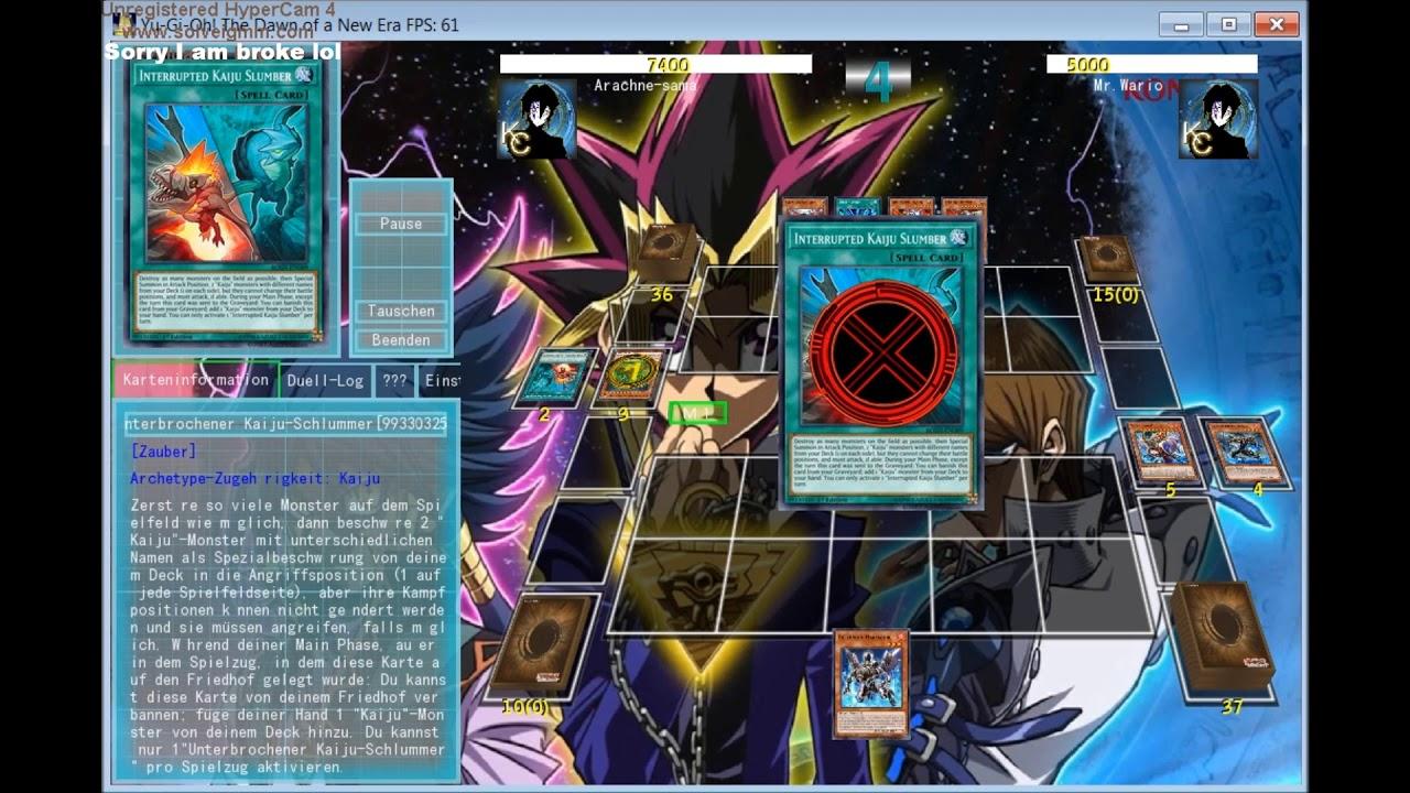 Yugioh Pro Meta Game: Cyber Dragon VS. Infernoid Deck