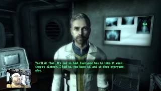 Fallout 3 - Part 1 (twitch stream 01/02/19)