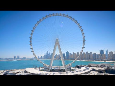 Dubai Has Built the World's Biggest Observation Wheel