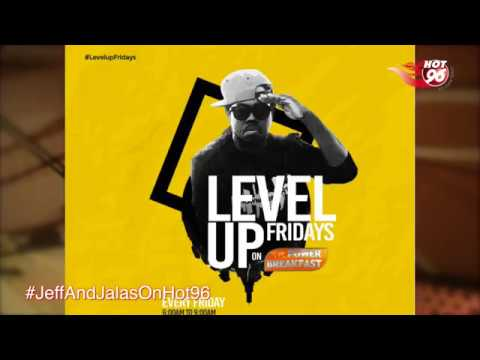The Hottest show on TV, Level Up, on Citizen TV