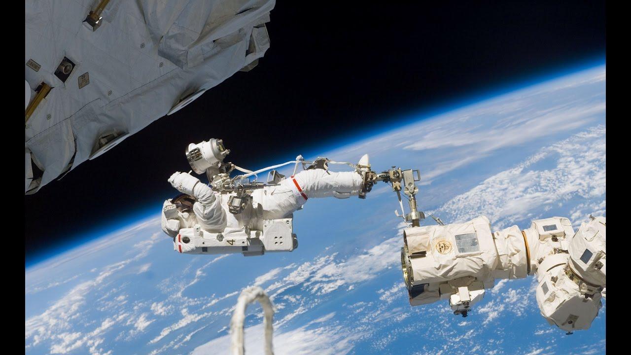 Spacewalker: Purdue Graduate Jerry Ross - YouTube