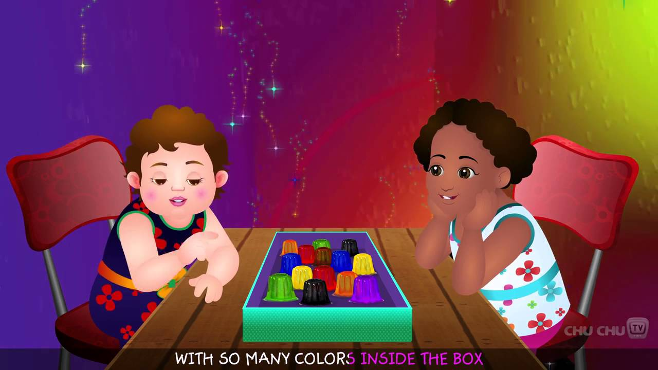 Color Songs   The YELLOW Song   Learn Colours   Preschool Colors Nursery Rhymes   ChuChu TV